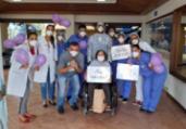 Hospital Riverside atinge 150 atendimentos de Covid   Reprodução