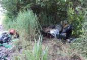Cinco pessoas morrem durante acidente em Eunápolis   Reprodução   Radar 64
