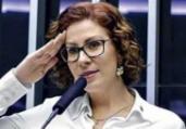 CPI: Carla Zambelli vai à Justiça para barrar Calheiros | Reprodução