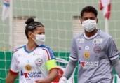 Brasileirão Feminino: Bahia perde para Inter em Pituaçu | Felipe Oliveira | EC Bahia