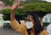 Eliana, a prefeita ameaçada, tem apoio de cabo a rabo | Ascom | Divulgação | 19.04.2021