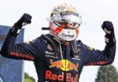 Verstappen vence Grande Prêmio da Emilia-Romagna de F1 | Bryn Lennon | AFP