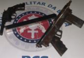 Suspeito morre após confronto com a polícia em Rio Sena | Divulgação | SSP