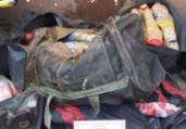 Polícia frustra arremessos de materiais em presídio | Divulgação | SSP-BA