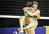 Talita e Taiana decidem título contra canadenses | Divulgação