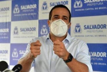 Governo federal prejudica imunização em Salvador ao atrasar envio de doses, diz Bruno Reis | Waldemir Barreto | Agência Senado