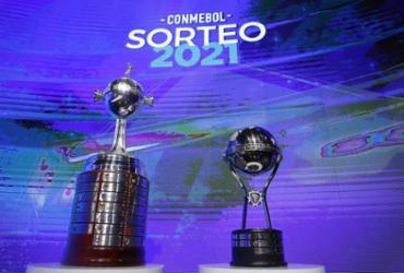Bahia cai em grupo com multicampeão argentino | Nathalia Aguilar | AFP