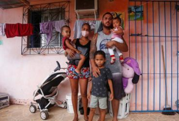 Olhar Social: Ações solidárias combatem fome na pandemia | Olga Leiria | Ag. A TARDE