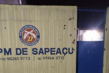 Agência bancária de Sapeaçu é alvo de bandidos na madrugada