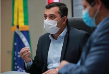 Por precaução com 3ª onda da Covid, AM teme falta de oxigênio e remédios   Diego Peres   Secom AM
