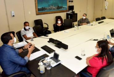 Retorno às aulas presenciais só com imunização , diz APLB em reunião com Bruno Reis |