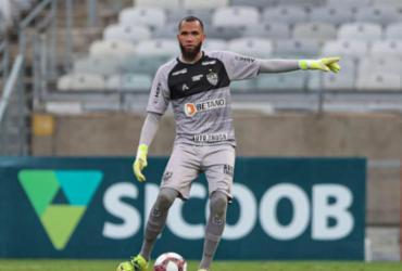 Libertadores: Everson brilha e garante primeiro ponto do Atlético-MG | Pedro Souza | Atlético-MG