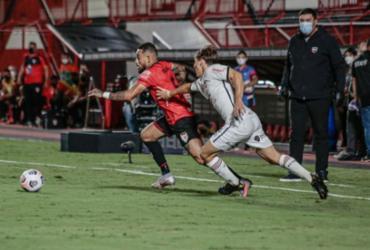 Sul-Americana: Atlético-GO estreia com empate sem gols com Newell's |