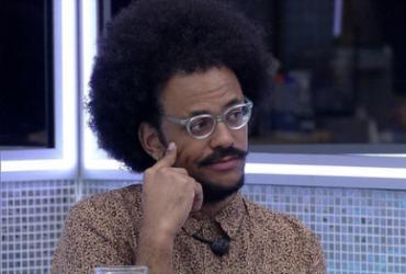 BBB21: João Luiz deixa o programa com 58,86% dos votos   Reprodução