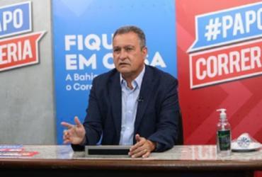 Parcela do Bolsa Presença será depositada no dia 27 de abril, garante Rui | Divulgação | GOV-BA