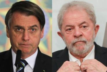 Eleições: Bolsonaro lidera, mas tem favoritismo ameaçado por Lula, aponta Paraná Pesquisas | Reprodução
