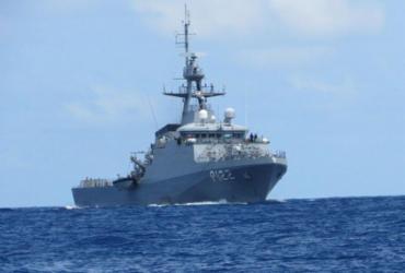 Brasil captura barco venezuelano que pescava ilegalmente em suas águas | Divulgação | Marinha do Brasil