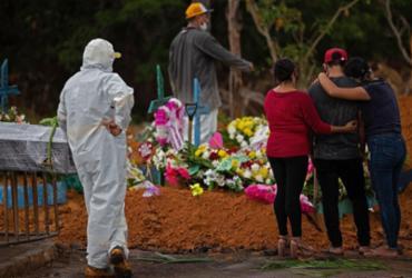 Covid-19: país registra 34,4 mil casos e 643 novas mortes em 24h | Michael Dantas | AFP