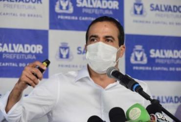 Bruno Reis lamenta atraso na entrega de doses de vacina | Valter Pontes / Secom
