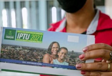 Camaçari: pagamento à vista do IPTU com 10% de desconto vai até terça-feira