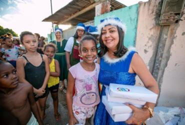 Projeto 'Abrace Camaçari' desencadeia ações sociais para população carente do município   Secom   Camaçari