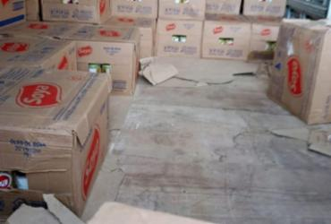 Carga de óleo avaliada em R$ 280 mil é recuperada uma semana após roubo | Divulgação | SSP-BA