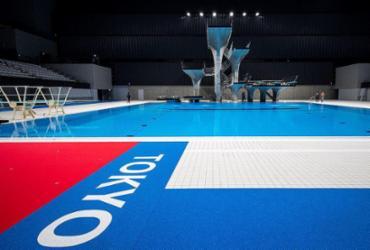 Confira as principais instalações para os Jogos Olímpicos de Tóquio | Behrouz Meheri | AFP