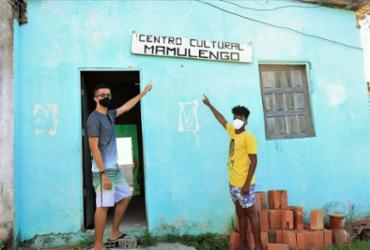 Centro cultural atrai jovens e pede ajuda | Eduardo Machado | Agência Mural