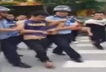 Homem invade creche e fere 16 crianças e 2 professores com faca na China | Reprodução | Redes Sociais