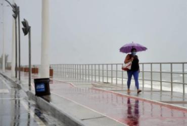 Tempo instável segue em Salvador até próximo dia 12, alerta Codesal | Felipe Iruatã | Ag. A TARDE