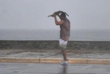 Pituba tem maior acumulado de chuva durante a madrugada | Felipe Iruatã | Ag. A TARDE | Ilustrativa