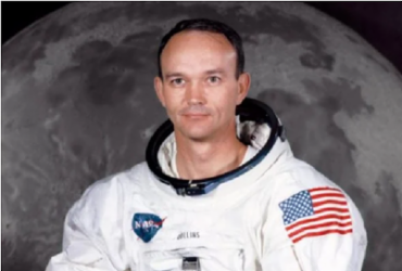 Morre Michael Collins, astronauta da Apollo 11 que não pisou na Lua | Divulgação | Nasa