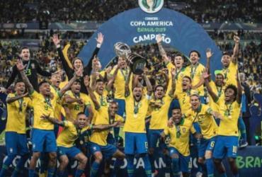 Copa América: Conmebol registra 65 casos de Covid-19 em participantes | Divulgação | CBF