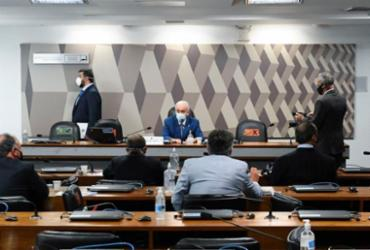 CPI da Covid avalia requerimentos para convocar filhos de Bolsonaro | Agência Senado