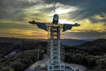 Brasil terá um novo Cristo gigante, mais alto que o do Rio | AFP