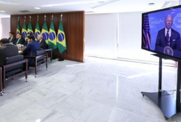 EUA avaliam que discurso de Bolsonaro foi 'construtivo', mas esperam 'planos sólidos'   AFP