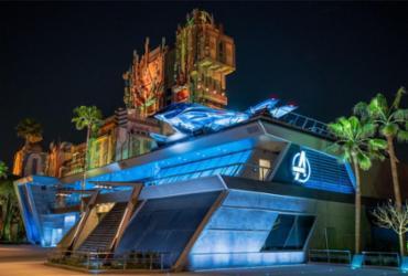 Disney anuncia data de lançamento de parque temático dos Vingadores | Divulgação