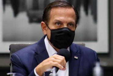 """Doria diz que Brasil tem um """"presidente psicopata""""   GOV   SP"""