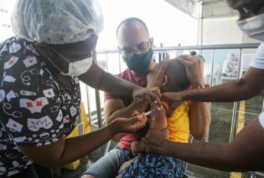 Salvador vacina em uma semana mais de 53 mil pessoas contra gripe | Olga Leiria I Ag. A Tarde