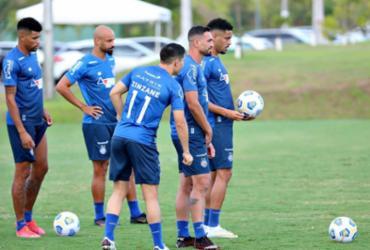 Bahia recebe o 'freguês' CRB em busca de vaga na semi da Copa do Nordeste | Felipe Oliveira | EC Bahia