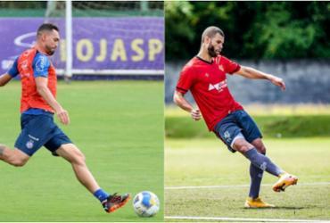Dupla Ba-Vi entra em campo para garantir classificação na Copa do Nordeste | Felipe Oliveira | EC Bahia e Pietro Carpi | EC Vitória