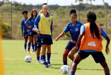 Com elenco reformulado, Bahia estreia contra o Botafogo no Brasileirão Feminino | Felipe Oliveira | EC Bahia