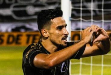 Bahia encaminha acerto com atacante destaque do ABC | Rennê Carvalho | ABC