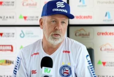 Mano Menezes é anunciado por time da Arábia Saudita | Felipe Oliveira | E.C.Bahia