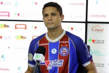 Fora da lista da Copa Sul-Americana, Anderson Martins negocia saída do Bahia | Felipe Oliveira | E.C.Bahia