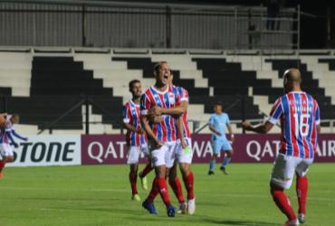Bahia empata com o Montevideo City Torque em estreia na Copa Sul-Americana   Rafael Machaddo   EC Bahia