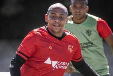 Atacante Walter rescinde contrato com o Vitória | Letícia Martins | E.C.Vitória