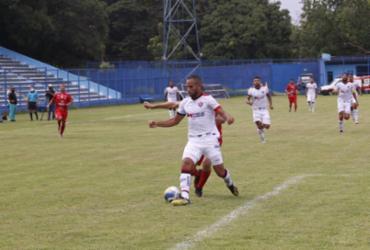 Em gramado difícil, Vitória empata com 4 de Julho e garante classificação na Copa do Nordeste | Aldo Carvalho | 4 de Julho