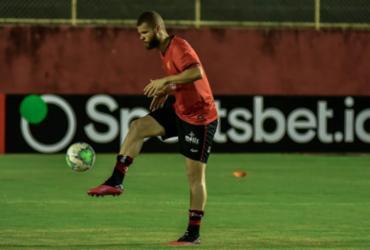 Marcelo Alves tem lesão confirmada no joelho e cirurgia será nesta sexta | Pietro Carpi | EC Vitória