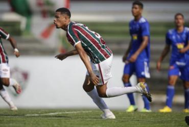 Novo atacante do Vitória, Samuel Granada desembarca em Salvador | Gilvan de Souza | Fluminense FC